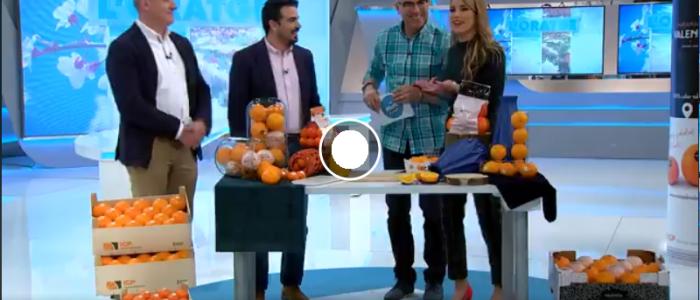 naranja de valencia a punt media